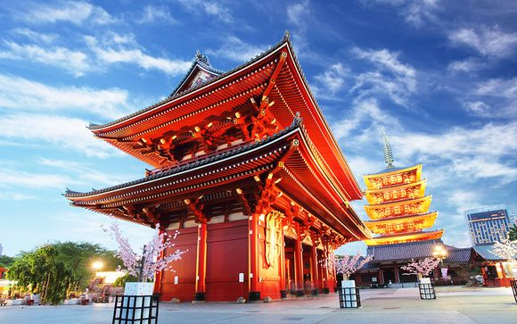 Mandarin Oriental Tokyo 5* avec ou sans extension Ritz Carlton Kyoto avec Air France