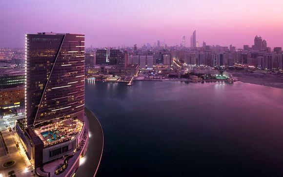Hôtel Rosewood Abu Dhabi 5*