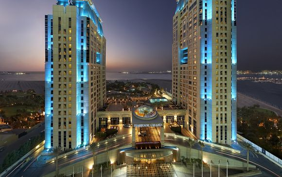 Hôtel Habtoor Grand Resort, Autograph Collection 5*
