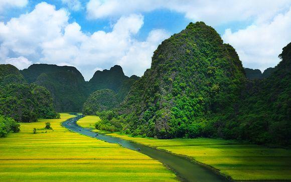 Vietnam Hanoi - Circuit Vietnam en liberté - extension à la plage Mui Ne à partir de 1 285,00 €