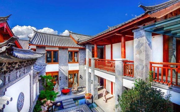 LUX* Tea Horse Road Lijiang 5* & Benzilan 5*