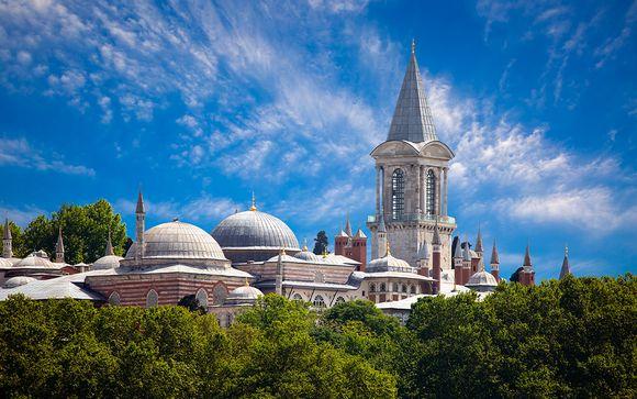 Hotels Pour Une Escapade A Istanbul : Beyaz saray boutique hôtel voyage priv� jusqu à
