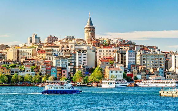 Hotels Pour Une Escapade A Istanbul : The haze hôtel voyage priv� jusqu à