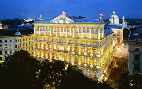Hôtel Imperial - A Luxury Collection Hotel 5*