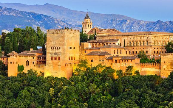 Circuit de la Castille à l'Andalousie 8j/7n en 4* et ancien monastère