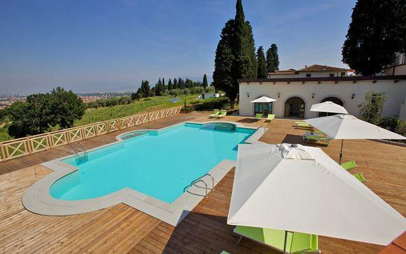 Villa Tolomei Hôtel & Resort 5*