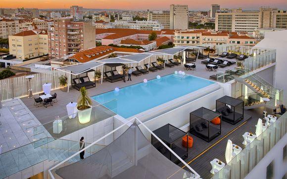 Hôtel Epic Sana Lisboa Hotel 5*