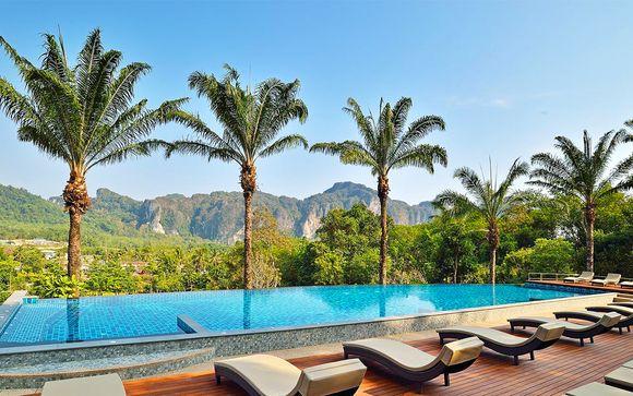 Combiné 4* : Well Hôtel Bangkok et Aonang Fiore Resort Krabi