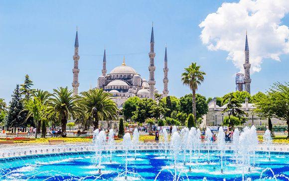 Hotels Pour Une Escapade A Istanbul : S� jours à istanbul voyage priv�