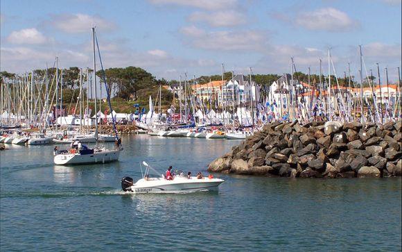 Les jardins de l 39 atlantique voyage priv jusqu 39 70 - Port bourgenay les jardins de l atlantique ...
