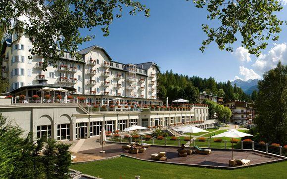 Cristallo Hotel Spa & Golf 5*