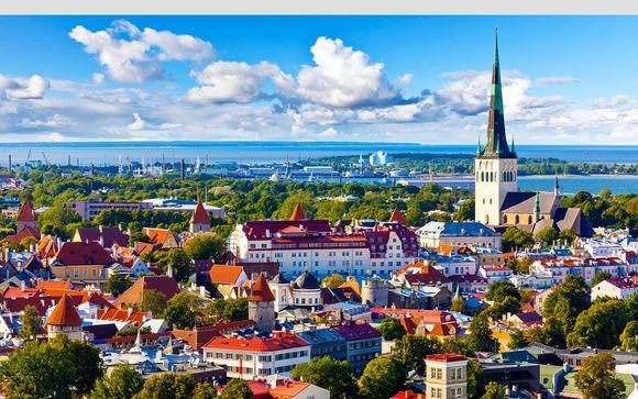 Tour dei Baltici & Helsinki