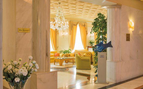 Hotel Plaza e de Russie 4*