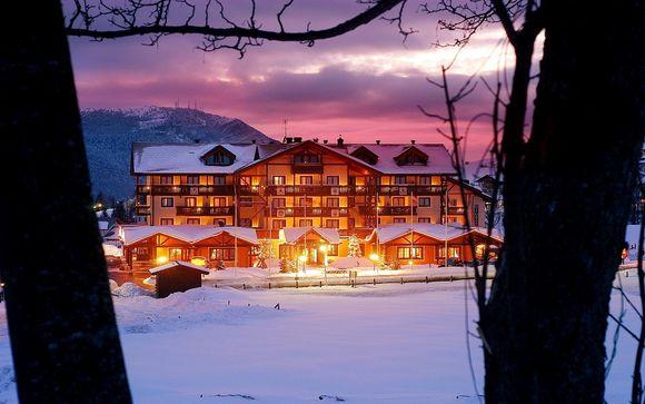 Golf Hotel 4*