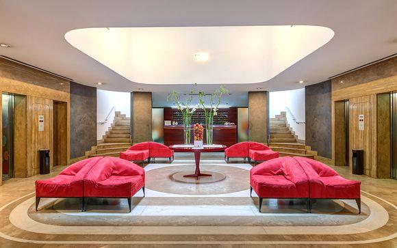 Worldhotel Ripa Roma 4*