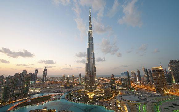 Crowne Plaza Dubai Festival City 5*