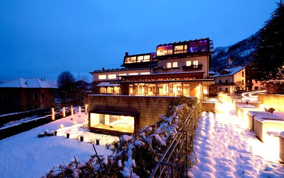 Hotel Milano Alpen Resort Meeting & SPA 4*