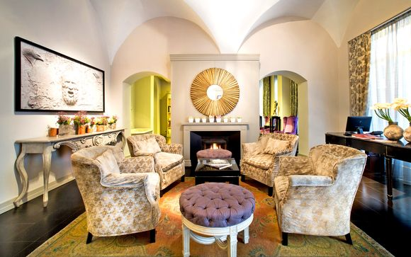 Firenze Number Nine Hotel & SPA 4*