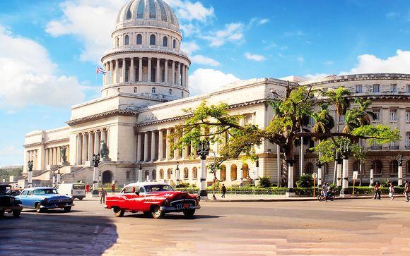 Tour classico Cuba