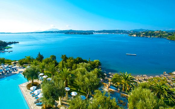 Corfu Imperial, Grecotel Exclusive Resort 5*