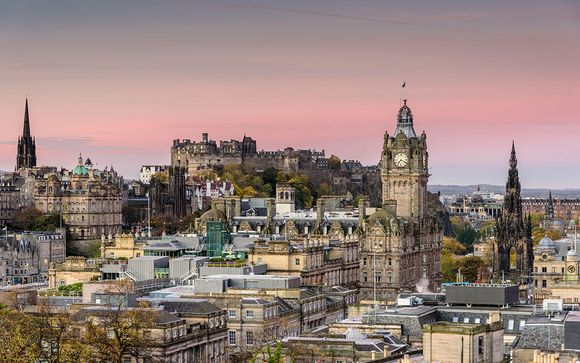 Crowne Plaza Edinburgh 4*
