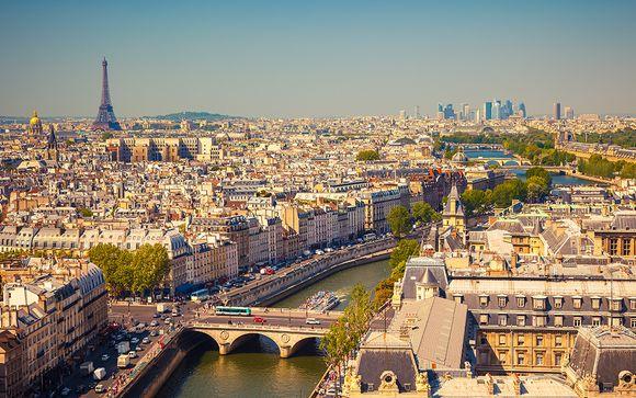 Hotel Villa Lafayette Paris IX 4*