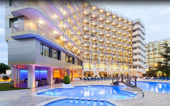 Beverly Park Hotel & Spa 4*