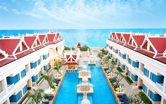 Grand Pacific Sovereign Resort & Spa 5*