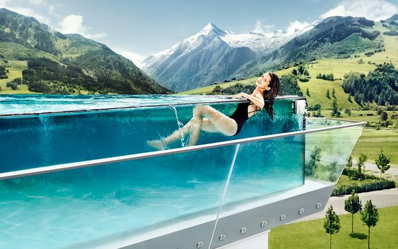 Modern Spa Resort in Heart of Hohe Tauern National Park