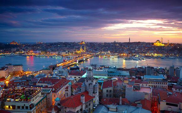 Radisson Blu Istanbul Pera 5*