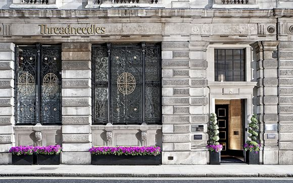 Threadneedles, Autograph Collection by Marriott 5*