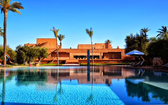 Dar Sabra Resort & Spa 4*