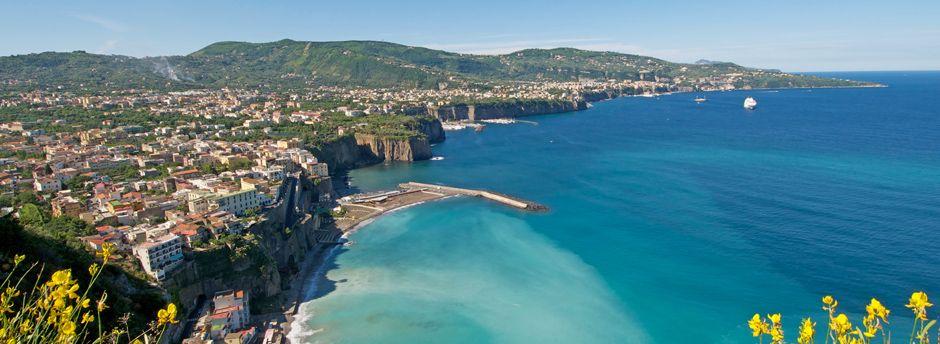 Viaggio in Campania
