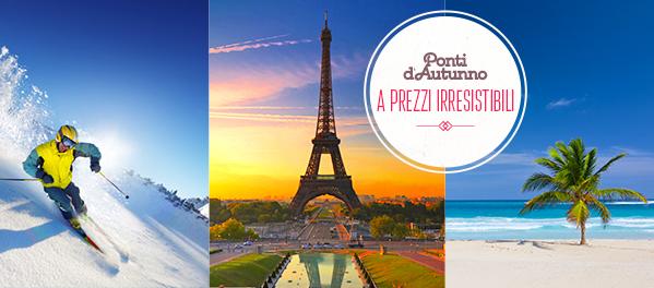 voyageprive.com - Scopri le migliori offerte per i Ponti e le Vacanze Autunnali