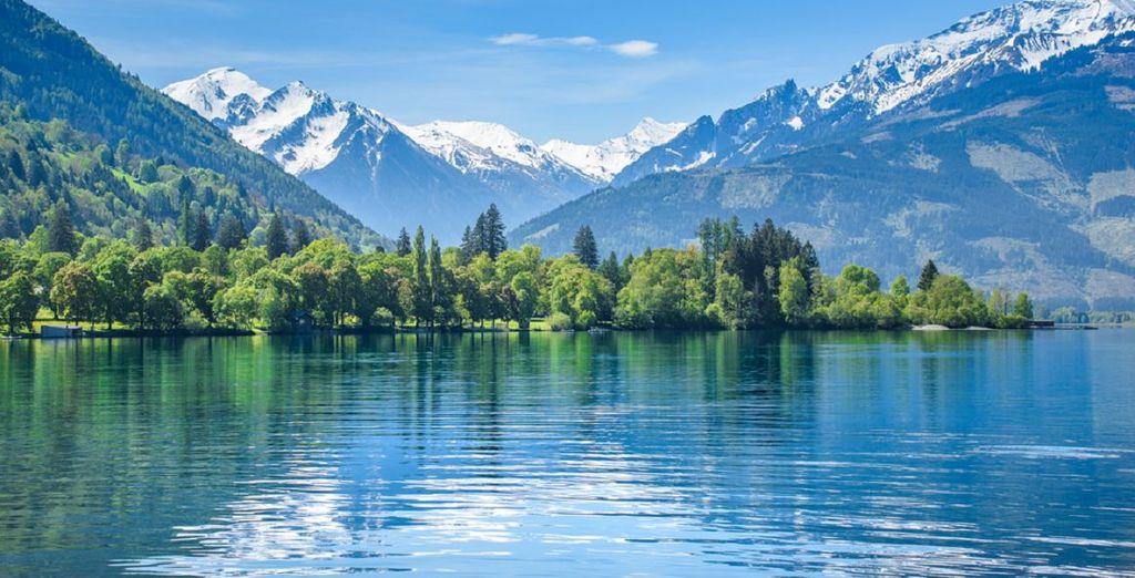 Kitzbühel und sein herrlicher See