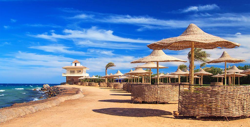 Entdecken Sie Hurghada während Ihres Urlaubs mit Voyage Privé