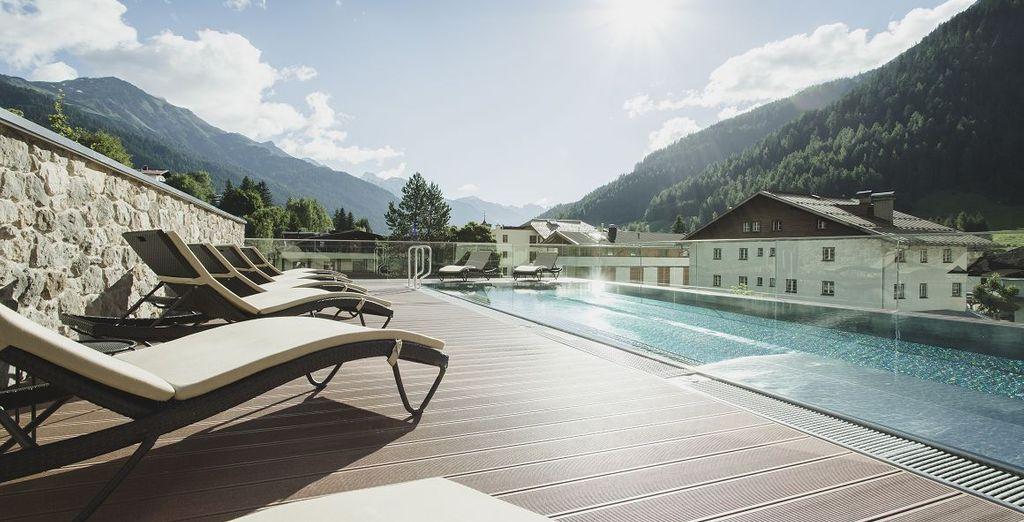 Buchen Sie Ihr Wellnesswochenende im Hotel Schwarzer Adler Sport & Spa 4* Superior
