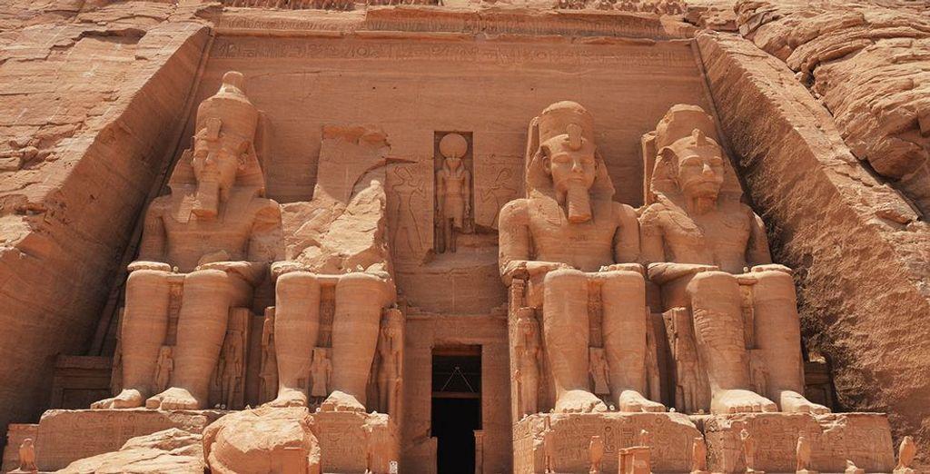 Das Tal der Könige in Luxor