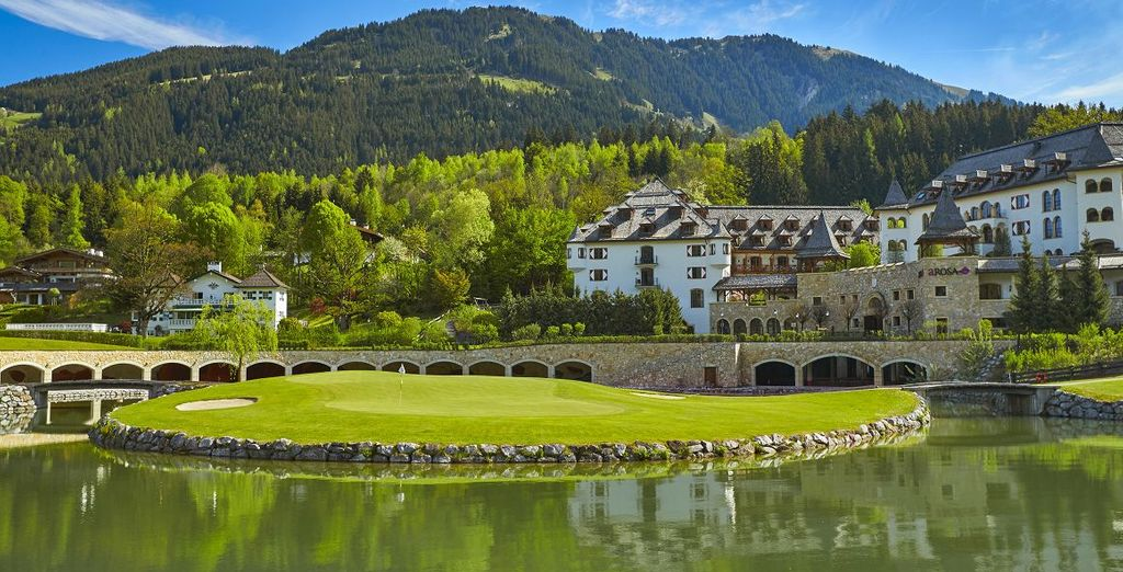 Entdecken Sie den Naturpark Kitzbühel