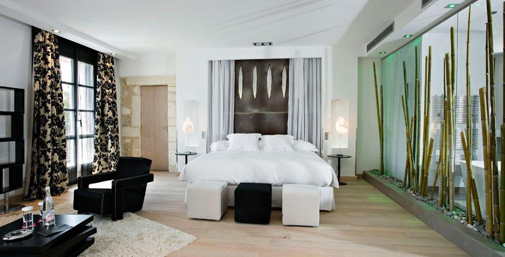 Für noch mehr Luxus empfehlen wir Ihnen die Junior Suite Premium