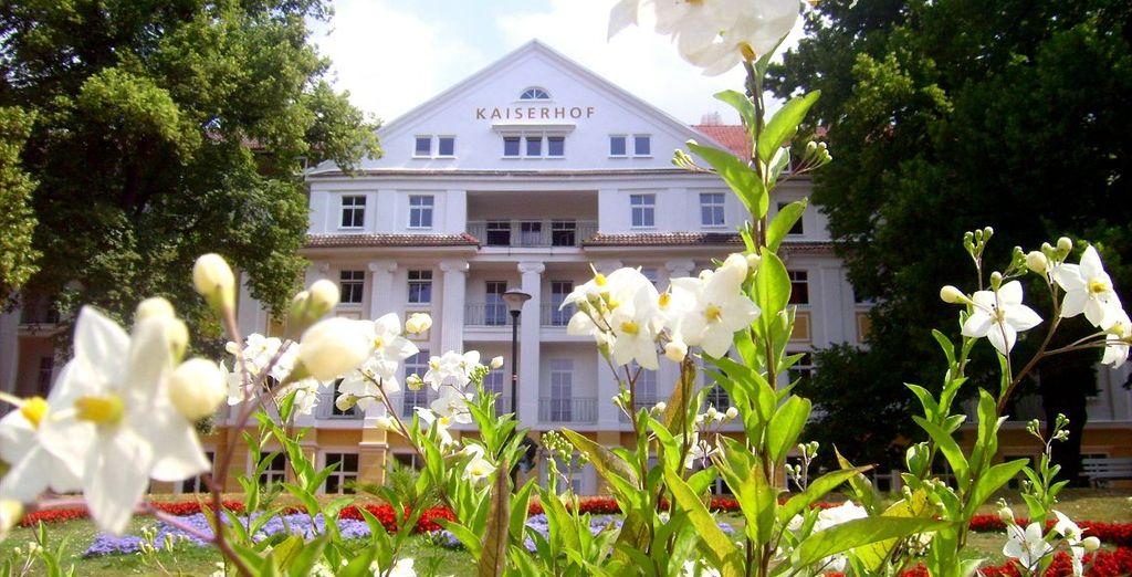 Kulturhotel Kaiserhof 4*