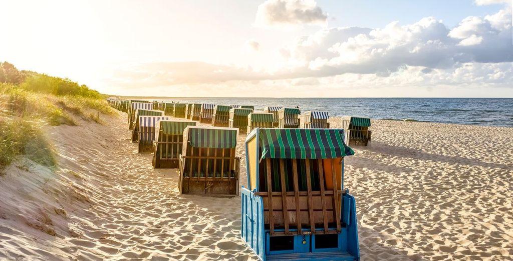 Entdecken Sie die Strände der Ostsee auf Ihrer nächsten Reise