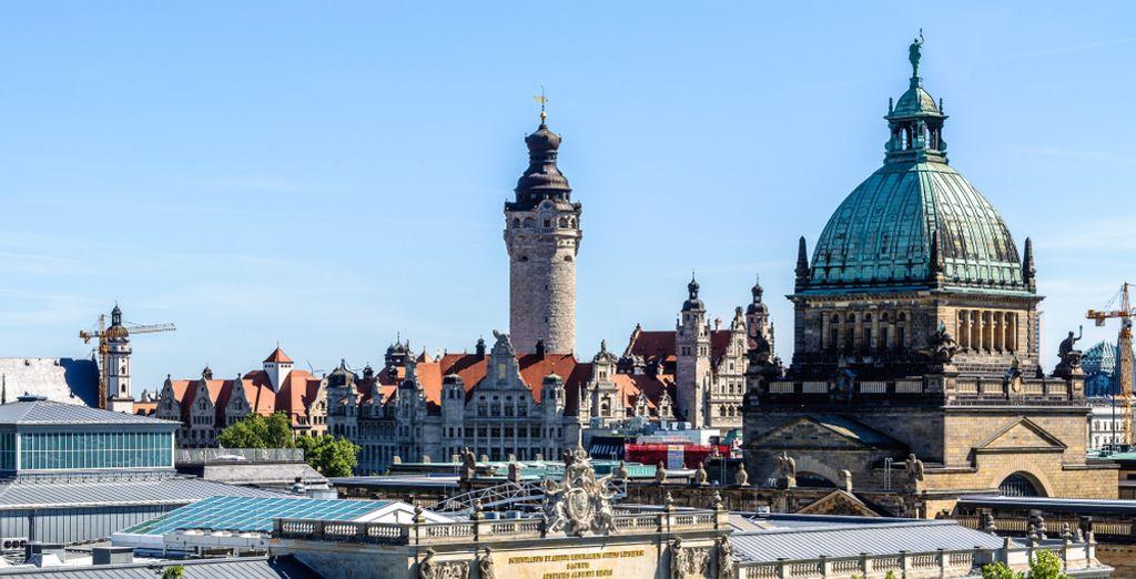 Unsere besten Hotels in Leipzig