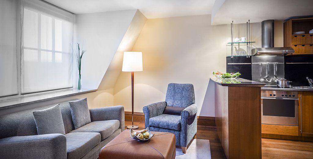 Apartment Residences at Park Hyatt Hamburg 5*