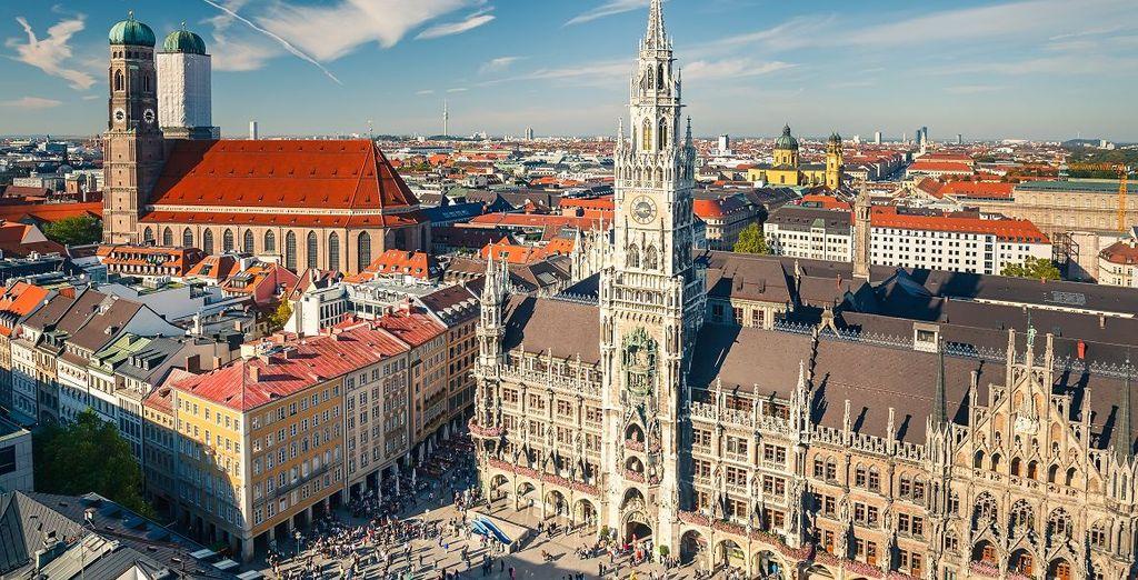 Entdecken Sie die Hotels in München mit Voyage Privé
