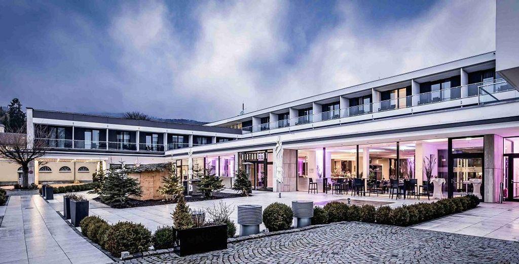 Schlosshotel Bad Wilhelmshöhe Conference & Spa 4* - Fulda