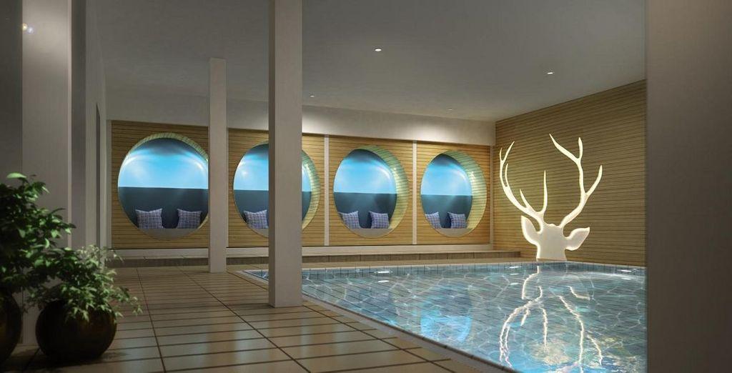 Buchen Sie Ihr Wellnesswochenende in der Hotel Libertas 4Moods Suites und Spa