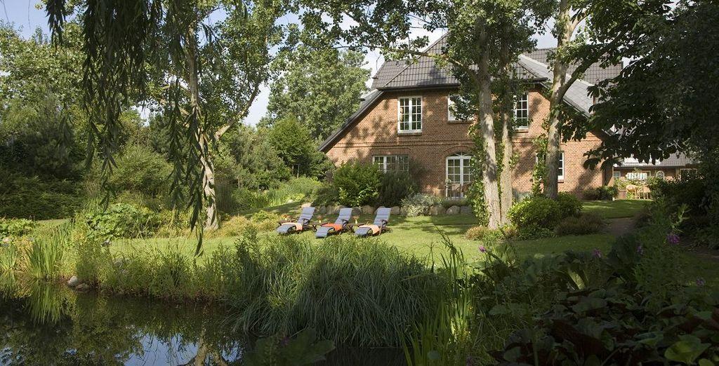 Relais & Châteaux Hotel Landhaus Stricker - Buchen Sie Ihr Hotel an der Nordsee mit Voyage Privé