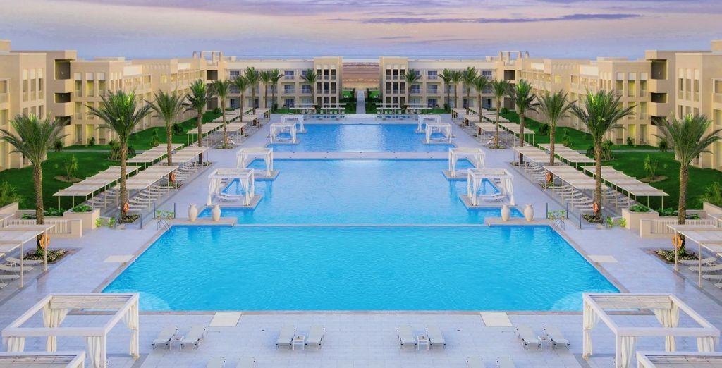 Last-Minute Urlaub: Hotel Jaz Aquaviva 5*
