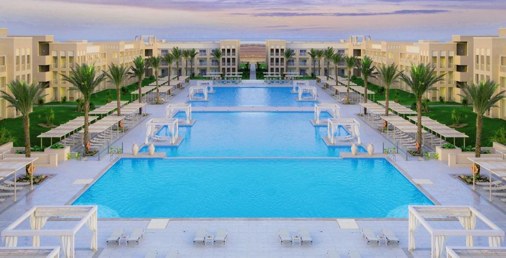 Hotel Jaz Aquaviva 5*